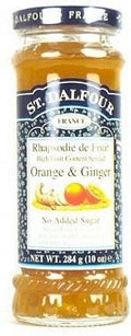 St Dalfour Orange Ginger Fruit Spread 284g
