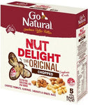 Go Natural Nut Delight Chopped 5x35g-Health Tree Australia