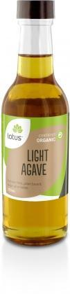 Lotus Organic Light Agave Nectar 250ml-Health Tree Australia