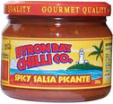 Byron Bay Chilli Spicy/Med Salsa Picante 300g-Health Tree Australia