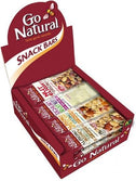 Go Natural Mixed Box 16 Bars 6 Flavours-Health Tree Australia