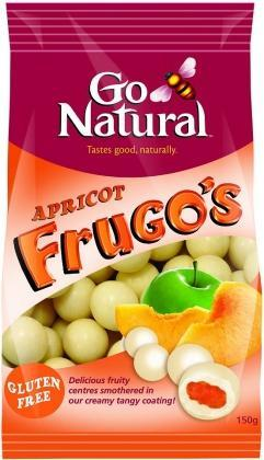 Go Natural Apricot Frugo's G/F 150gm-Health Tree Australia