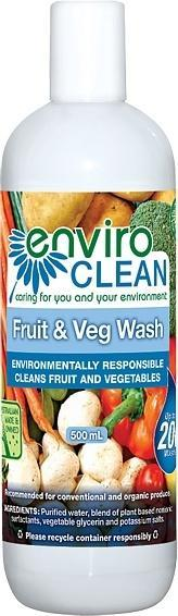 Enviro Care Fruit & Vege 500ml New