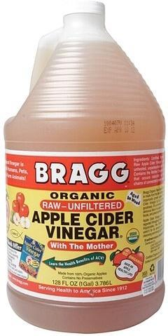 Bragg Org Apple Cider Vinegar 3.78L