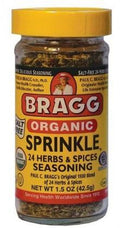 Bragg Seasoning Herbs & Spices Sprinkle Org 42g