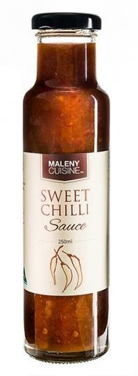 Maleny Cuisine Sweet Chilli Sauce 250ml