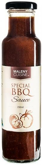 Maleny Cuisine Special Barbecue Sauce 250ml-Health Tree Australia