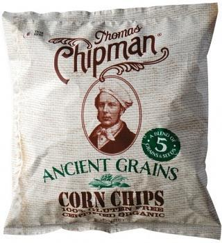 Thomas Chipman Org Ancient Grain Chips G/F 200g-Health Tree Australia