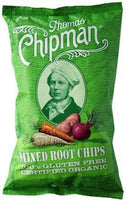 Thomas Chipman Org Mixed Roots Chips G/F 75g-Health Tree Australia