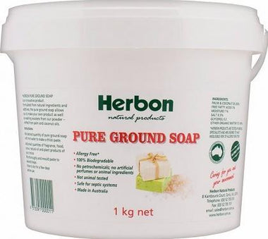 Herbon Pure Ground Soap 1Kg