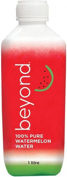 Beyond 100% Pure Watermelon Water G/F 1L