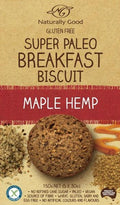 Naturally Good Super Paleo Breakfast Bscuit Maple Hemp (3x50g) G/F 150g