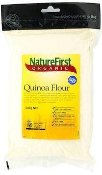 Natures First Quinoa Flour Organic 500g-Health Tree Australia