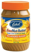 Eskal Freenut Butter NAS Smooth G/F 450g