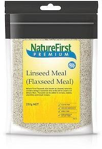 Natures First Linseed Meal 250g APR17-Health Tree Australia