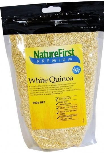 Natures First Quinoa White 600g-Health Tree Australia