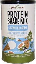 YesYouCan Protein Shake Mix Coconut Icecream for Digestive Health G/F 500g New