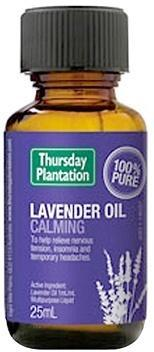TP Lavender Oil 100% 25ml-Health Tree Australia