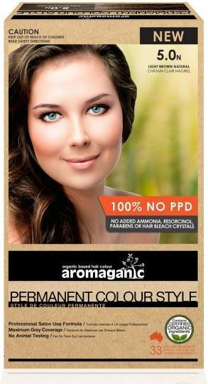 Aromaganic 5.0N Light Brown (Natural)