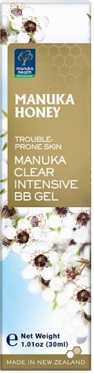 Manuka Health MGO 600+ Manuka clear Intensive BB Gel 30ml-Health Tree Australia