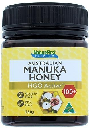 NATURE FIRST Honey Manuka (AU) MGO Active 100+ G/F 250g