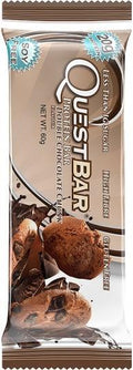 Quest Protein Bar Double Chocolate Chunk G/F 12x60g