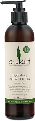 Sukin Hydrating Body Lotion Pump 250ml-Health Tree Australia