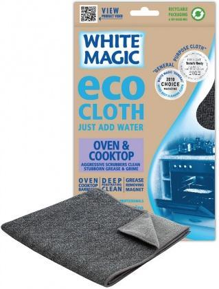 White Magic Eco Cloth Oven & Cooktop - 32x32cm