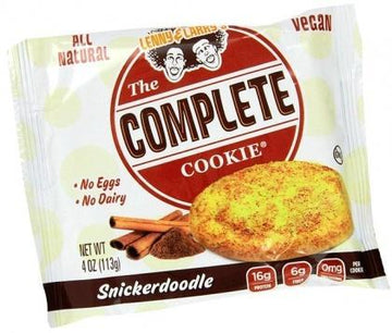 Lenny & Larry's The Complete Cookie Snickerdoodle 113g