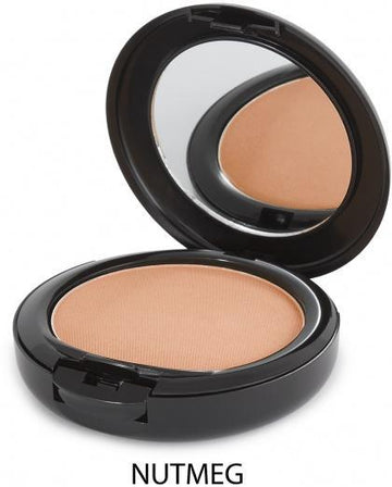 Zuii Flora Ultra Powder Foundation Nutmeg 10g