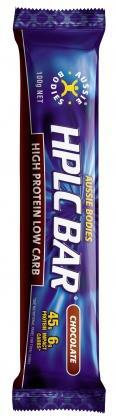 Aussie Bodies HPLC Bar Chocolate 100g x 12