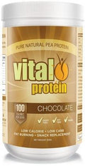 Vital Protein Pea Protein Isolate Choco Pwdr 500g
