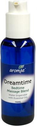 Aromae Dreamtime Blend Massage Oil 110ml-Health Tree Australia