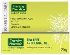 TP Tea Tree Anti-Fungal Gel 20g-Health Tree Australia