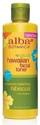 Alba Hawaiian Hibiscus Facial Toner 250ml - Health Tree Australia