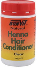 Bonvit Henna Hair Conditioner Clear 100g
