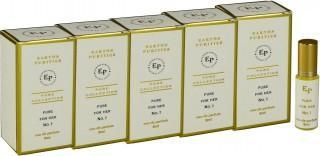 Earths Purities Pure Collection Pure for Her Eau De Parfum No.1 8ml x5 + Free Tester CDU-Health Tree Australia