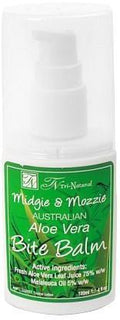Tri-Natural Midgie Mossie Bite Balm 120ml