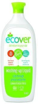 Ecover Washing-Up Liquid Lemon & Aloe Vera 1L