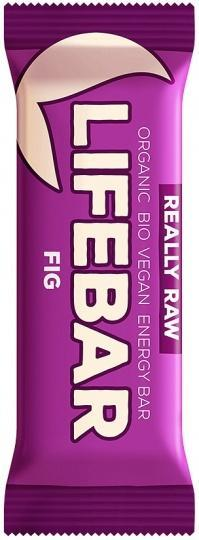 Lifebar Organic Energy Fig G/F 15x47g-Health Tree Australia