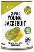 Ceres Organics Organic Young Jackfruit Can 400g New