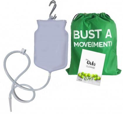 Qulu Silicone Enema Kit 2L