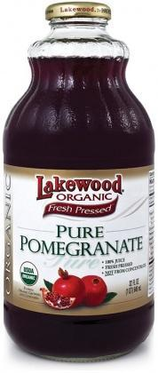 Lakewood Pure Organic Pomegranat 946ml