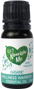 123 Nourish Me Wellness Warrior Essential Oil 15g New
