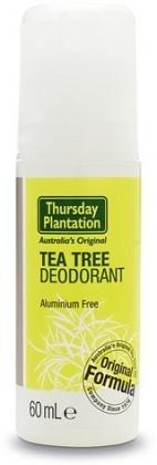 TP Tea Tree Deodorant 60ml-Health Tree Australia