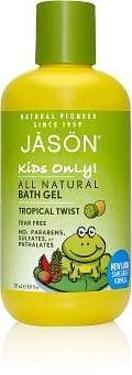 Jason Bath Gel Kids Tropical Twist236ml-Health Tree Australia