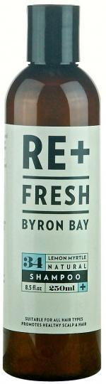 ReFresh Byron Bay Lemon Myrtle Shampoo 250ml-Health Tree Australia