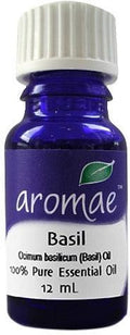 Aromae Basil Essential Oil 12ml