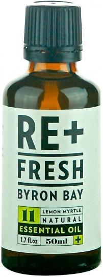 ReFresh Byron Bay Lemon Myrtle Essential Oil 50ml