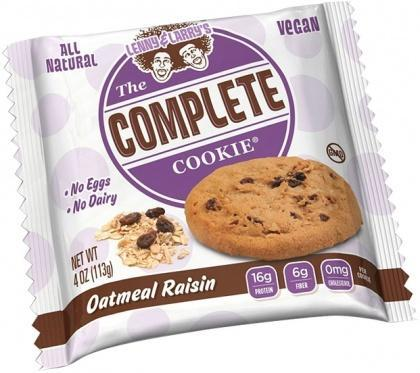Lenny & Larry's The Complete Cookie Oat Raisin 113g-Health Tree Australia